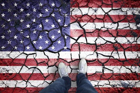 america-crumbling