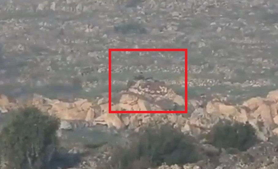In Video: Kurdish Rebels Target Position Of Turkish-backed Forces In Afrin With ATGM