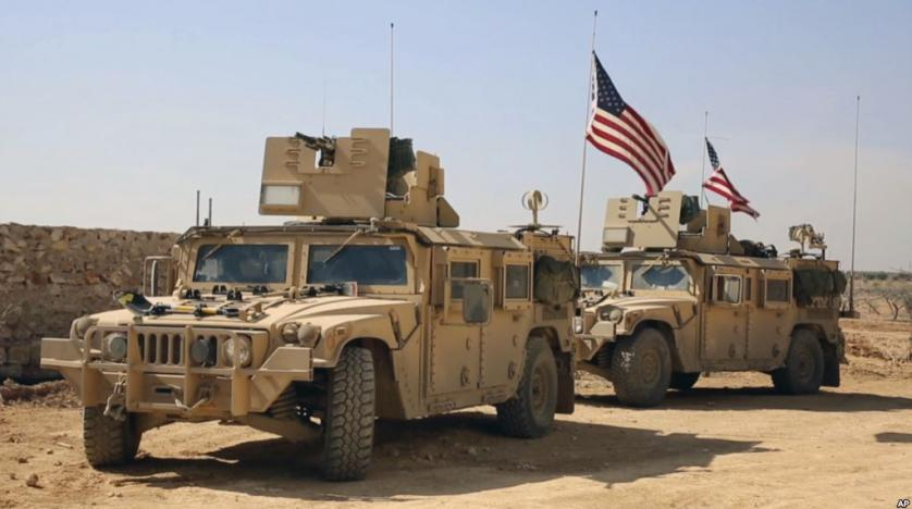 Several US Troops Injured In Gunmen Attack In Syria