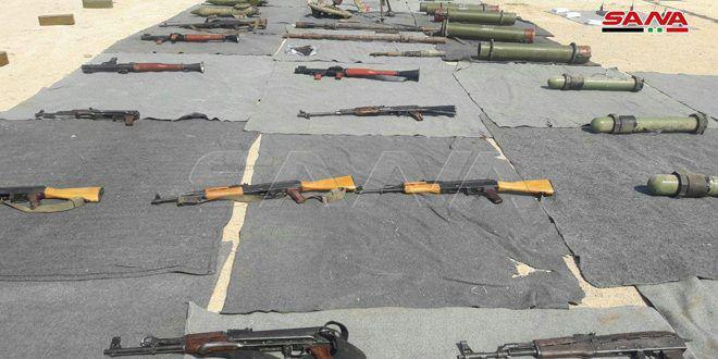 In Photos: Security Forces Seize Militants