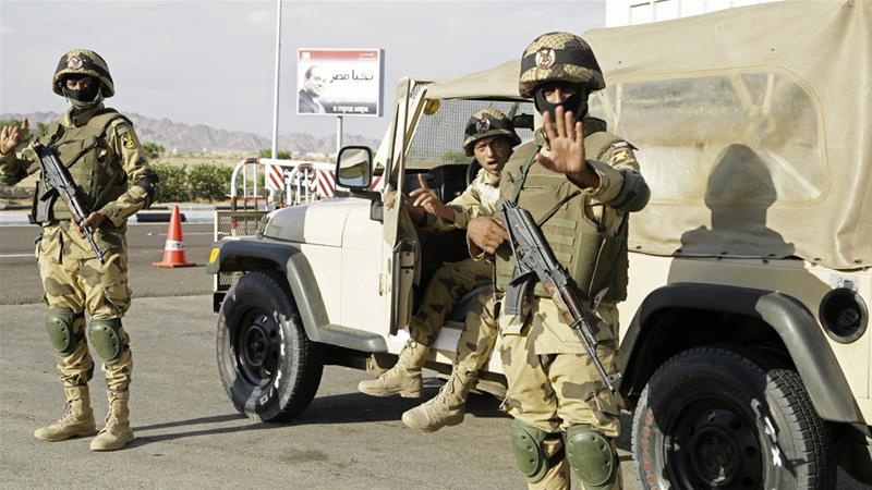 Egypt Armed Forces Eliminated 126 ISIS Members In Operation In Sinai
