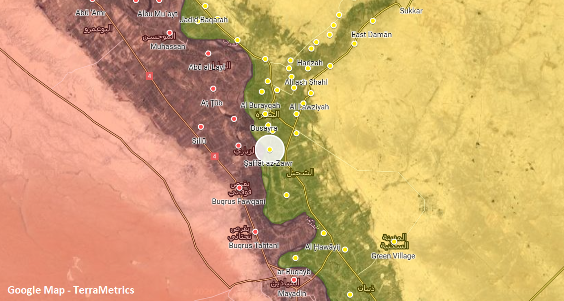 Airstrikes & Suicide Bombers: U.S.-led Coalition, SDF Conduct Sensitive Operation In Southeast Deir Ezzor