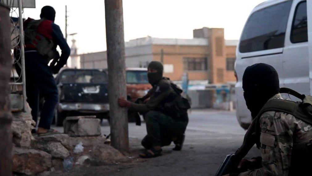 Gunmen Attack Syrian Intelligence Center, Police Station In Northern Daraa