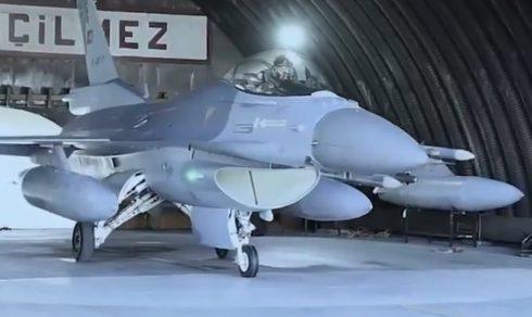 Turkey Conducted Air, Sea Drills Off Libyan Coast (Video)