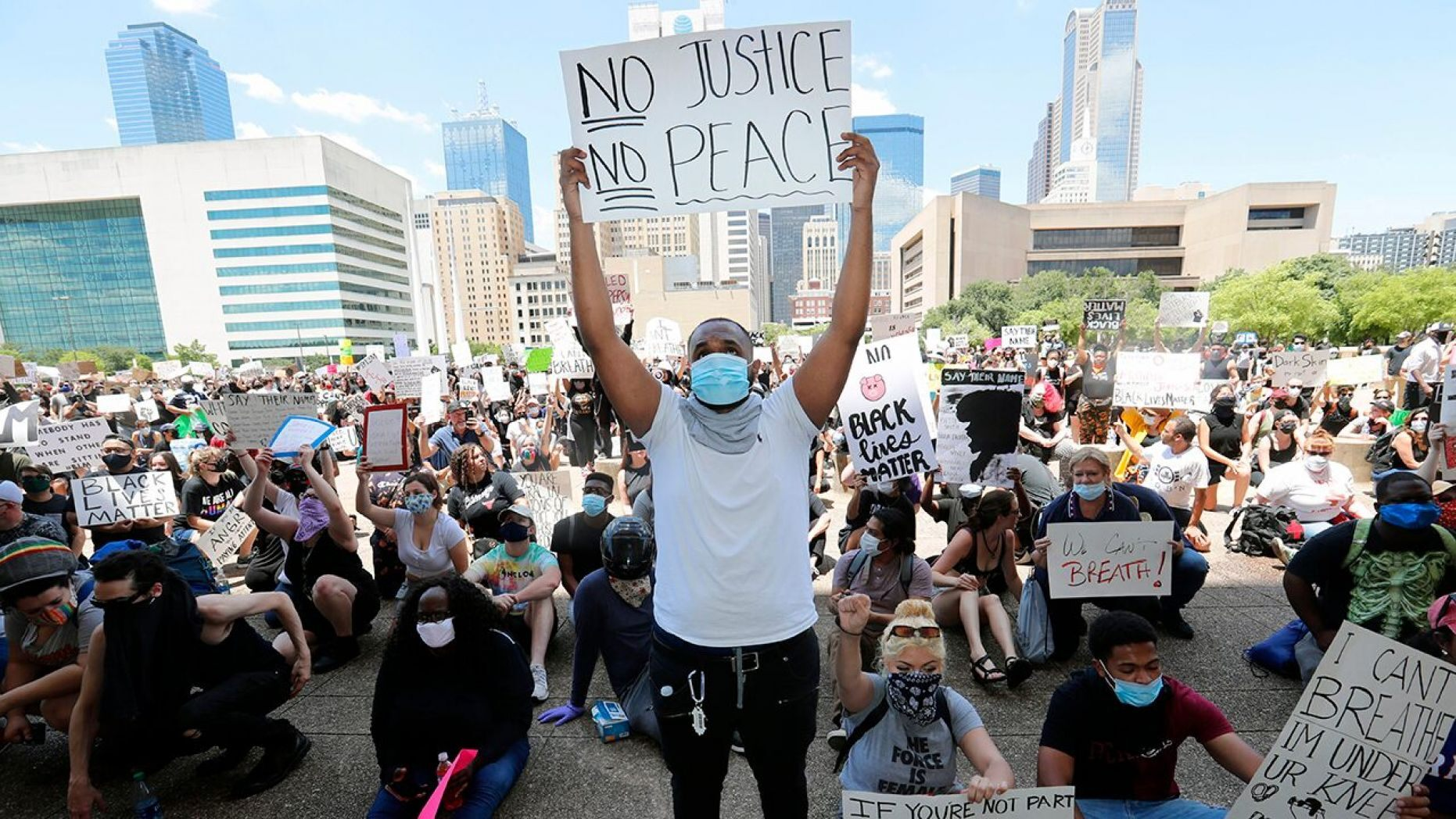 Protests In U.S. Couldn
