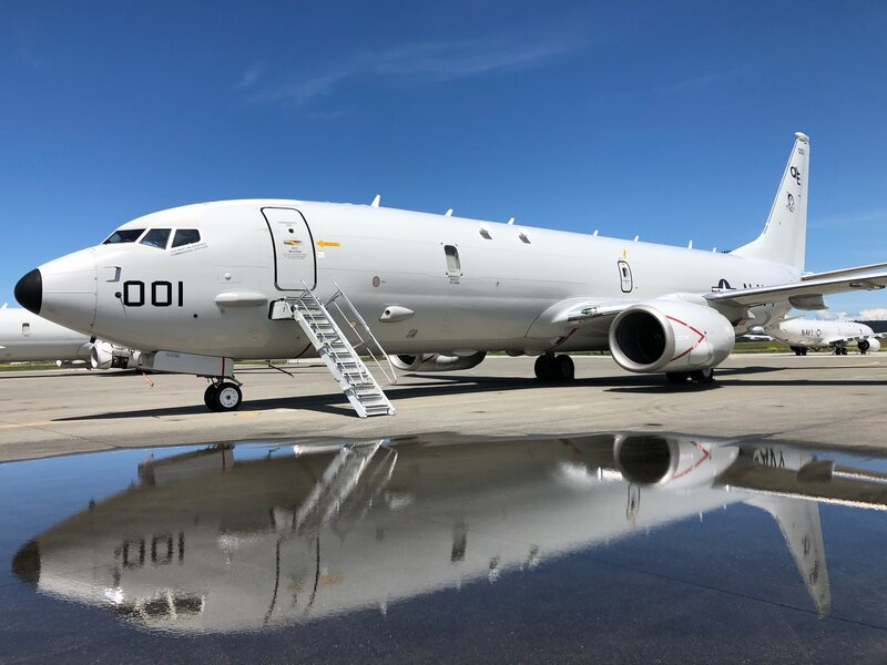 US Navy Patrol Squadron Successfully Carries Out Transition To P-8A Poseidon Maritime Patrol Aircraft